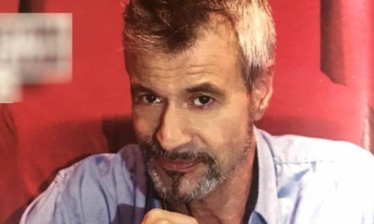 Νίκος Ζιάγκος: «Ήμουνα ενάμισι χρόνο στο Σπίτι του Ηθοποιού»