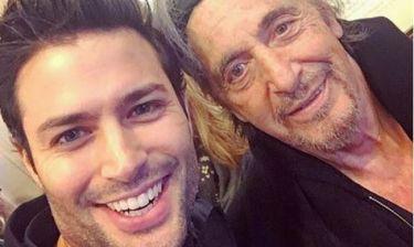 Όταν ο Φαίδων Κεφαλέας συνάντησε τον Al Pacino