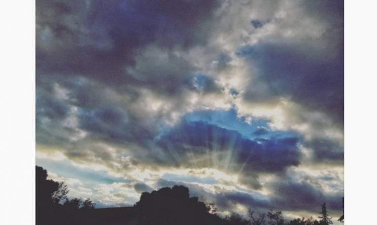 Ο μαγικός ουρανός του…