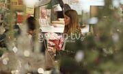 Demy: Έκανε τις χριστουγεννιάτικες αγορές της