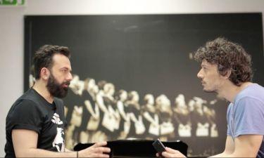 Ο Κωνσταντίνος Ρήγος στο «ΠίξΕλ»