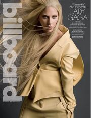 Η Lady Gaga αναδείχτηκε η «Γυναίκα της χρονιάς»
