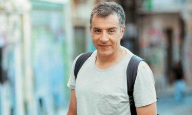 Ο Σταύρος Θεοδωράκης πούλησε το εστιατόριό του