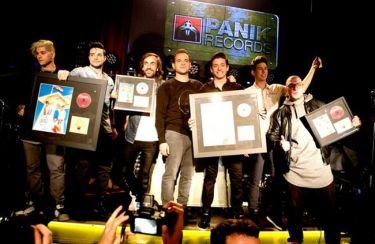 Boys and Noise: Ο δίσκος «Ταινία Φαντασίας» έγινε χρυσός