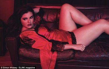 Η κόρη του Andy Garcia μας δείχνει το XXL σώμα της