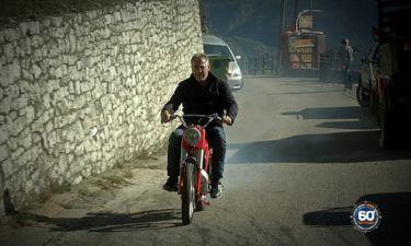«60' Ελλάδα»: Ο Νίκος Μάνεσης στην Ορεινή Ναυπακτία