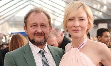 Cate Blanchett: «∆εν είχα ερωτευτεί στη ζωή µου πριν γνωρίσω τον άντρα µου»