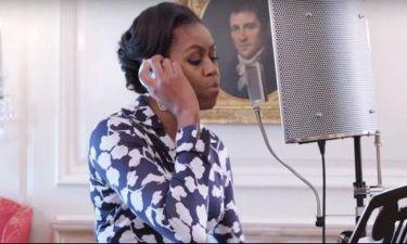 Michelle Obama: Δείτε την να τραγουδάει και να χορεύει ραπ