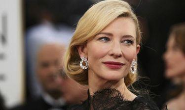 Cate Blanchett: «Με έλκουν ταινίες και ρόλοι που µε τροµάζουν»