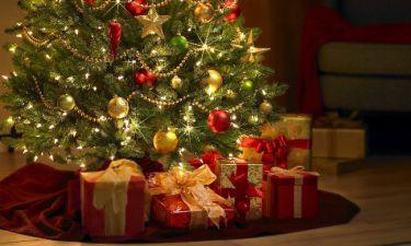 Οι επώνυμοι στόλισαν! Δείτε από την... κλειδαρότρυπα τα χριστουγεννιάτικα δέντρα τους! (φωτό)