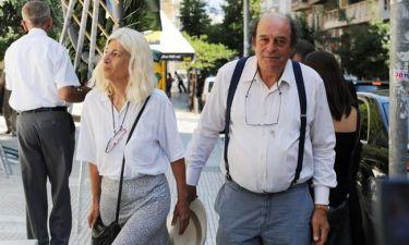 Μανούσος Μανουσάκης: Η συνεργασία με τον γιο και στη σύζυγό του
