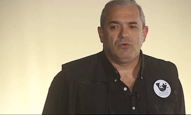 Ταξιάρχης Χάνος: «Οι ηθοποιοί ψάχνουμε συνεχώς δουλειά»