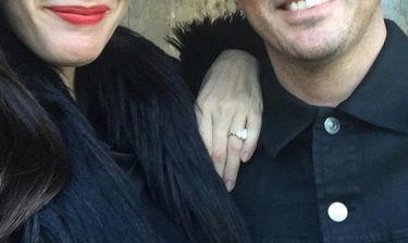 Της έκανε πρόταση γάμου ενώ ήταν έγκυος