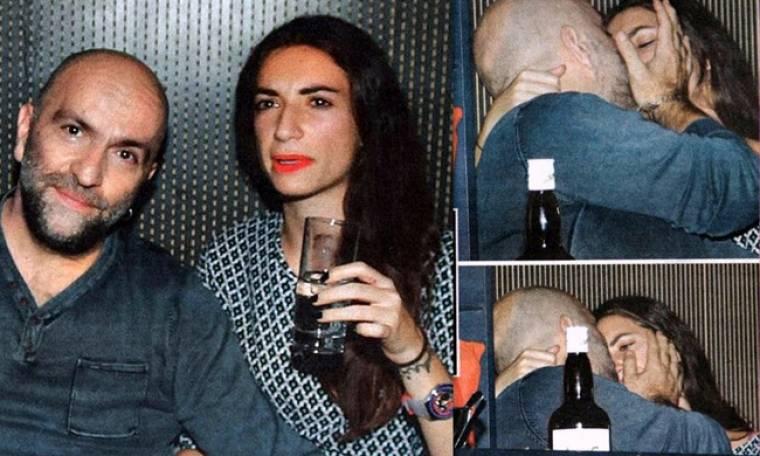 Οργισμένος ο Στόκας για τη δημοσιοποίηση των φωτό με τα καυτά φιλιά: «Δεν γουστάρω. Με ενοχλεί...»