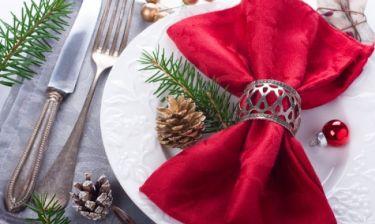 Χριστουγεννιάτικο τραπέζι: Πώς θα το κάνετε και νόστιμο και υγιεινό!