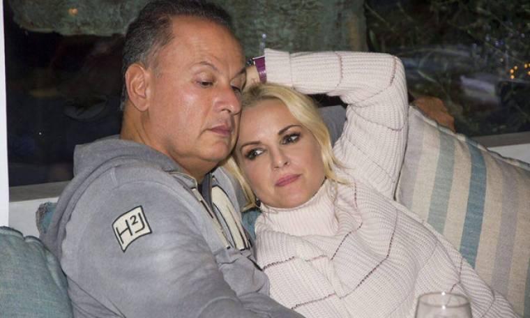 Mαρία Μπεκατώρου: Τρυφερές στιγμές με το σύζυγό της, Αντώνη Αλεβιζόπουλο
