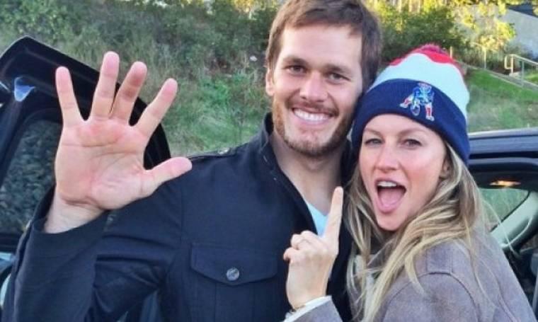 Ο Tom Brady «απαντά» για πρώτη φορά στις φήμες περί χωρισμού με την Gisele