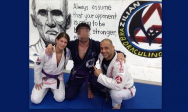 Γνωστός ηθοποιός επέστρεψε στην Ελλάδα και πήγε για Brazilian jiu jitsu