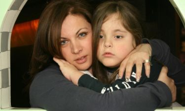 Ο γιος της Χρονοπούλου έγινε 11 χρονών (φωτο)