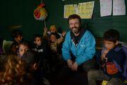 Αποστολή βοήθειας για την Unicef