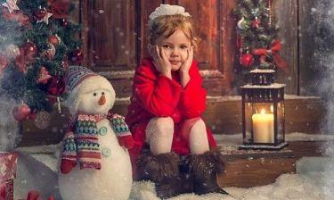 Παιδί 2-3 ετών τι μπορεί να φάει στο γιορτινό Χριστουγεννιάτικο τραπέζι;