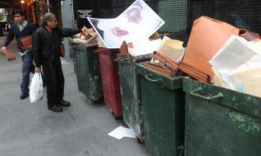 Φύλακας έκλεψε διαμάντια αξίας 5 εκατ. από τα... σκουπίδια