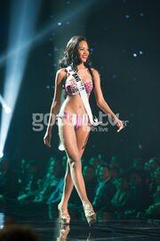 Η Whitney Houston στα Miss Universe!