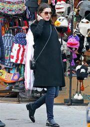 Η ηθοποιός μπήκε στον πέμπτο μήνα της εγκυμοσύνης της (φωτό)