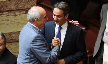 Αποτελέσματα εκλογών ΝΔ: Στο δεύτερο γύρο Μεϊμαράκης - Μητσοτάκης