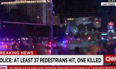 Λας Βέγκας: Αυτοκίνητο παρέσυρε 40 άτομα-ένας νεκρός