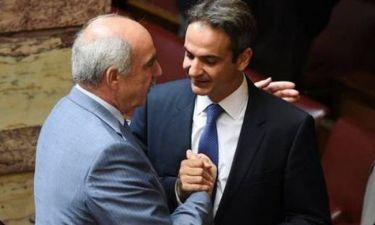 Μεϊμαράκης – Μητσοτάκης: Αυτός θα είναι ο επόμενος αρχηγός της Νέας Δημοκρατίας