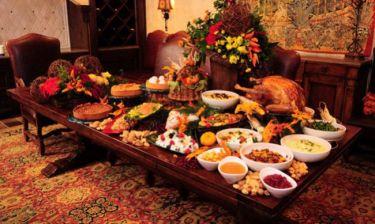 Πώς θα κάνουμε προσεκτικές διατροφικές επιλογές στο χριστουγεννιάτικο τραπέζι;