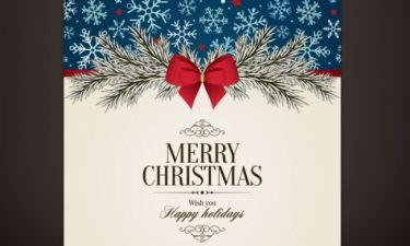 Μια χριστουγεννιάτικη κάρτα που ραγίζει καρδιές… (φωτο)