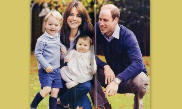 Kate- William: Τα πρώτα τους Χριστούγεννα ως τετραμελή οικογένεια