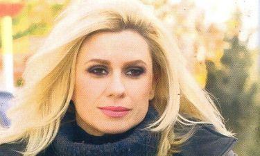 Κατερίνα Καραβάτου: Φουσκώνει η κοιλίτσα!