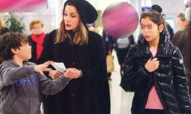 Δέσποινα Βανδή: Είχαμε πολύ καιρό να δούμε τον γιο της!