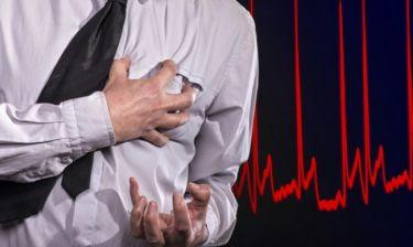Ανακοπή καρδιάς: Κι όμως, έχει προειδοποιητικά συμπτώματα