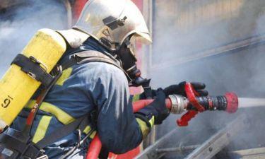 Ανείπωτη τραγωδία στα Φάρσαλα - Βρέφος κάηκε ζωντανό