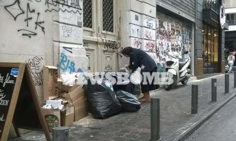 Η Κοινωνική Πρόνοια και το μουχλιασμένο ψωμί της άστεγης!