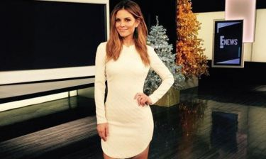 Maria Menounos: Με ελληνικά φαγητά που μαγείρεψε μόνη της έστρωσε το χριστουγεννιάτικο τραπέζι! (φω