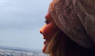 Το χριστουγεννιάτικο φωτογραφικό άλμπουμ της Τζένης Μπαλατσινού