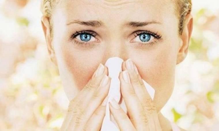 Καταπολεμήστε το μπούκωμα της μύτης με φυσικούς τρόπους