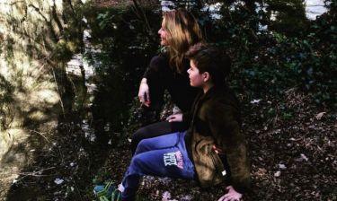 Τζένη Μπαλατσινού: H φωτογραφία της στο instagram με τον Μάξιμο στα Ζαγοροχώρια