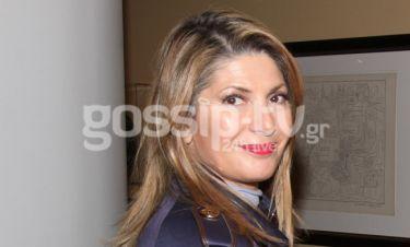 Δείτε την Μαρία Γεωργιάδου χωρίς ίχνος make up