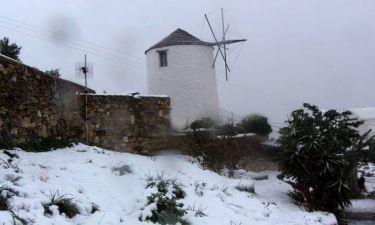 Προσοχή: Αυτές είναι οι περιοχές που θα πέσουν χιόνια την Τετάρτη - Θα χιονίσει και στην Αθήνα;