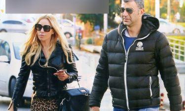 Γωγώ Μαστροκώστα - Τραϊανός Δέλλας: Οικογενειακώς στη Θεσσαλονίκη