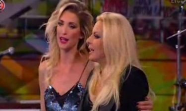 H αποχώρηση της Κάρτσωνα από την εκπομπή της Πάνια - Όλα όσα είπαν on air