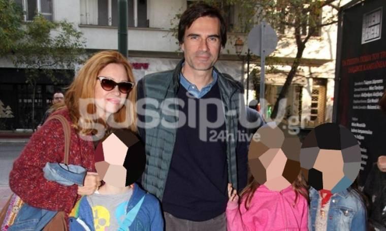 Σπάνιες φωτό celebrities με τα παιδιά τους!