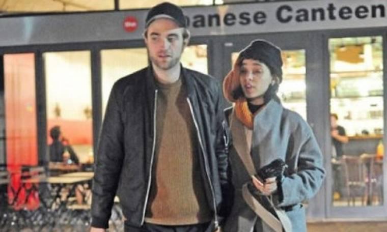 Pattinson - Twigs: Απαντούν στις φήμες χωρισμού με τον καλύτερο τρόπο!