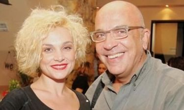 Ζουγανέλης για την κόρη του: «Είναι ένα αξιοθαύμαστο πλάσμα»